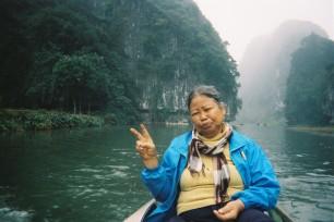trang an, ninh binh province: the halong bay on land