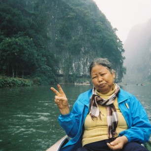 trang an, ninh binh province: the halong bay on land
